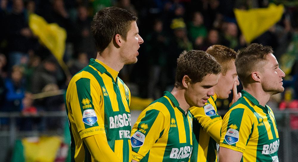 Ado   Willem Ii: ADO Wint Thuis Van Willem II