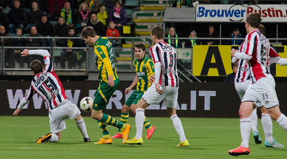 Ado   Willem Ii: Willem II 2014-2015